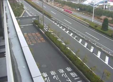 羽田空港P3駐車場入口