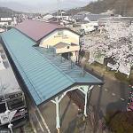 別所温泉駅別所線ライブカメラ(長野県上田市別所温泉)