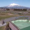 りんご公園ライブカメラ(青森県弘前市清水)