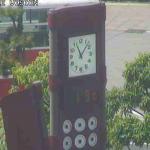 UCV上田駅前温度計ライブカメラ(長野県上田市天神)