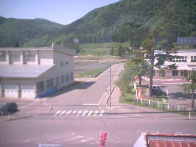 東成瀬村防災センター
