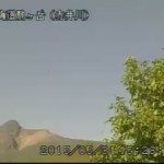 北海道駒ヶ岳赤井川ライブカメラ(北海道赤井川村)