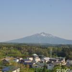 ホテルグランメール山海荘岩木山側ライブカメラ(青森県鯵ヶ沢町舞戸町)
