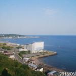 ホテルグランメール山海荘日本海側ライブカメラ(青森県鯵ヶ沢町舞戸町)