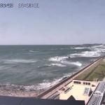 ねむの丘鳥海山ライブカメラ(秋田県にかほ市象潟町)