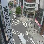 新宿大通りライブカメラ(東京都新宿区新宿)
