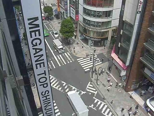 新宿大通り