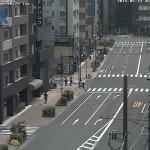 蔵前橋通り方向ライブカメラ(東京都台東区三筋)