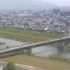 足羽川・木田橋ライブカメラ(福井県福井市)