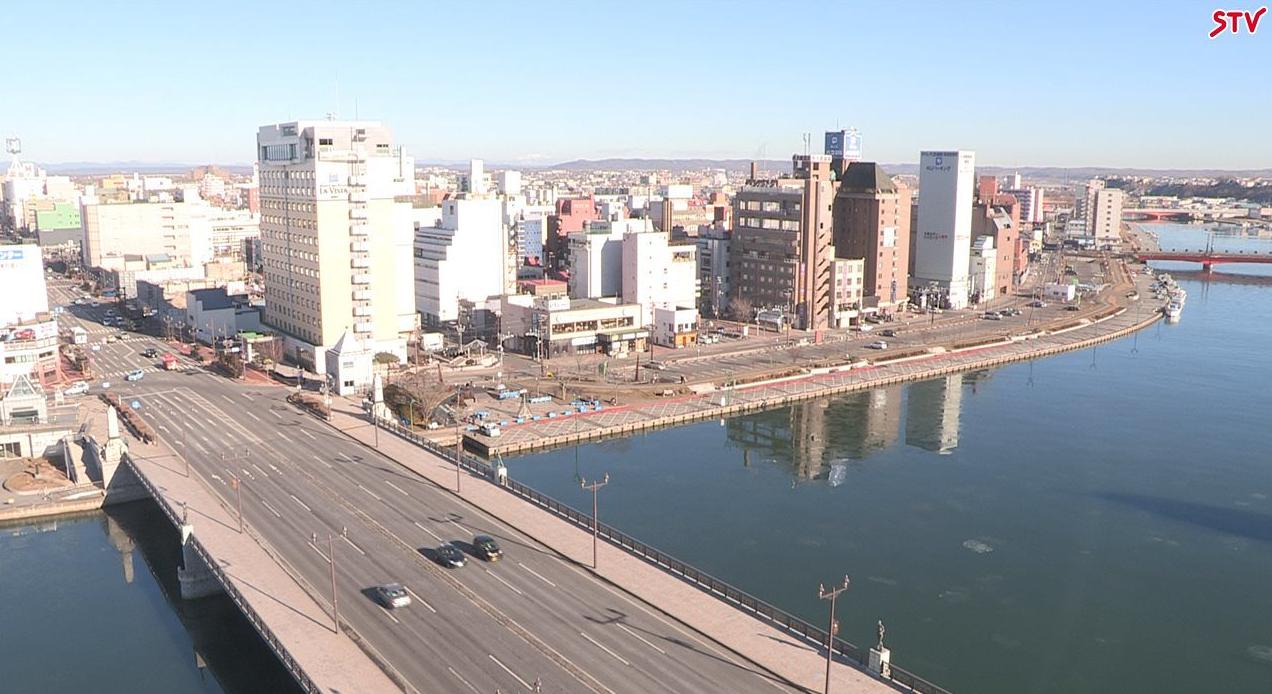 STV釧路ライブカメラ(北海道釧路市大町)