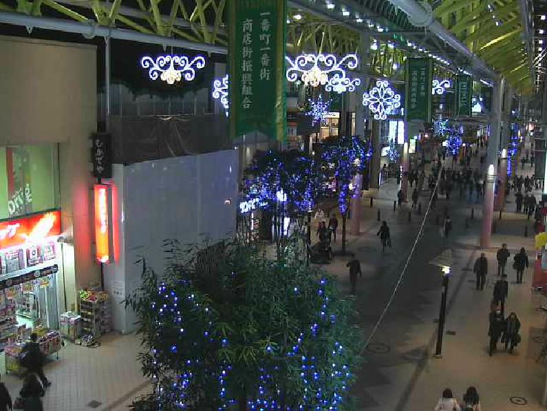 NTT仙台市ぶらんどーむ南方面ライブカメラ(宮城県仙台市青葉区)