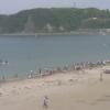 逗子海岸海水浴場ライブカメラ(神奈川県逗子市新宿)