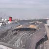 横浜港大さん橋国際客船ターミナルライブカメラ(神奈川県横浜市中区)