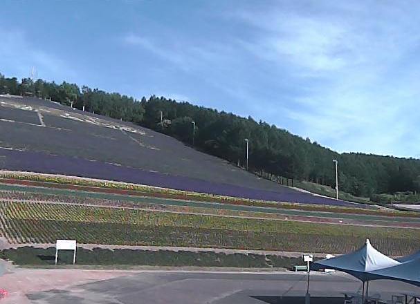 北星山中富良野町営ラベンダー園ライブカメラは、北海道中富良野町宮町の北星山中富良野町営ラベンダー園に設置されたラベンダー園が見えるライブカメラです。