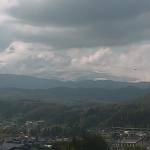 月山ライブカメラ(山形県西川町海味)