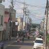 五城目朝市通りライブカメラ(秋田県五城目町下タ町)