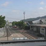 八郎潟駅前ライブカメラ(秋田県八郎潟町中田)