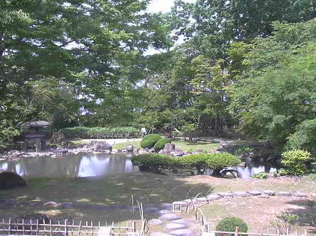 旧池田氏庭園