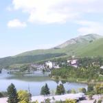 池の平ホテル本館屋上白樺湖ライブカメラ(長野県立科町芦田八ケ野)