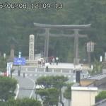 出雲大社神門通りライブカメラ(島根県出雲市大社町)