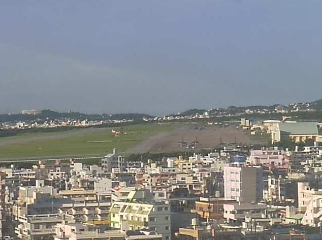 沖縄タイムスライブカメラ -