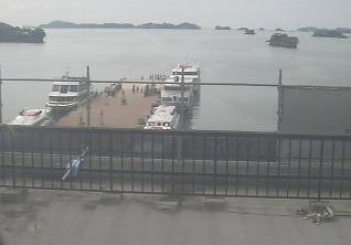松島玉手箱館松島湾遊覧船乗り場