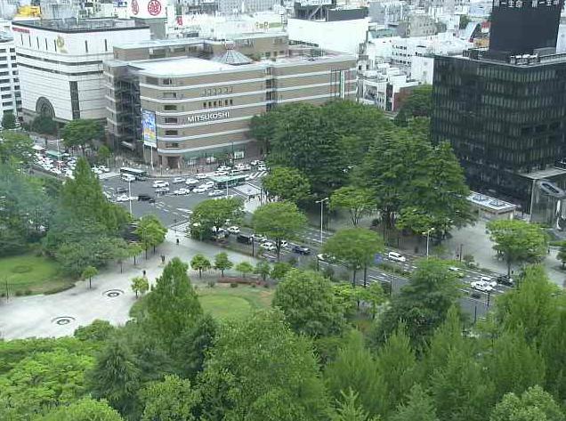 仙台市内南側
