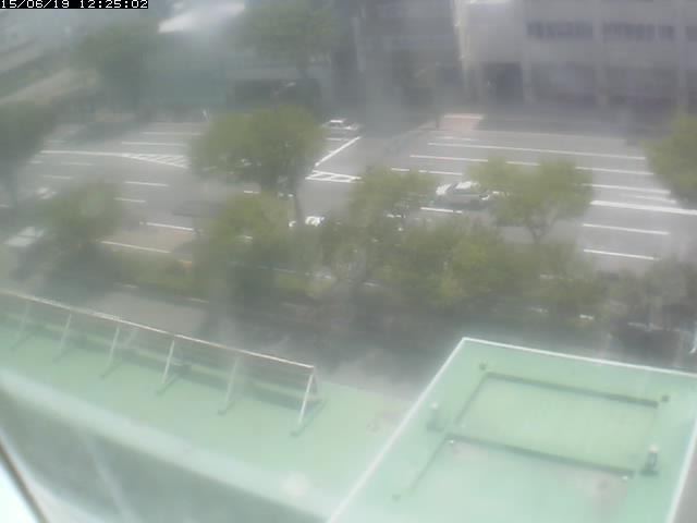 国道4号青森県庁
