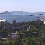RNC西日本放送ライブカメラ(香川県高松市丸の内)