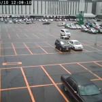 新千歳空港A駐車場ライブカメラ(北海道千歳市美々)