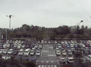 庄内空港駐車場