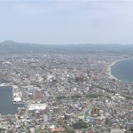 STV函館山ライブカメラ(北海道函館市函館山)