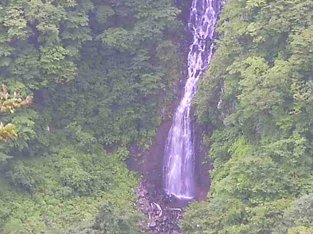 蔵王滝見台