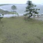 玉松海水浴場ライブカメラ(青森県蓬田村瀬辺地)