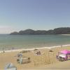 弓ケ浜海水浴場ライブカメラ(静岡県南伊豆町湊)