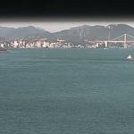 関門海峡海上交通センターライブカメラ(福岡県北九州市門司区)