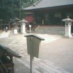 日光二荒山神社ライブカメラ(栃木県日光市山内)