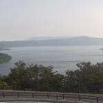 発荷峠十和田湖ライブカメラ(秋田県小坂町十和田湖)