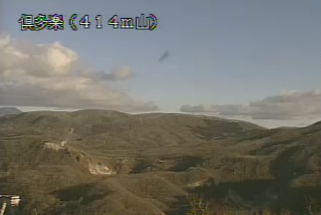414m山から倶多楽(日和山・四方嶺)