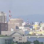BSN新潟放送お天気ライブカメラ(新潟県新潟市中央区)