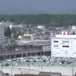 福知山駅方面ライブカメラ(京都府福知山市内記)
