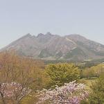 休暇村南阿蘇ライブカメラ(熊本県高森町高森)