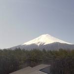 富士北麓富士山ライブカメラ(山梨県富士吉田市上吉田)