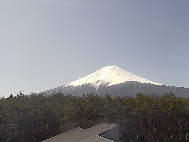 富士北麓富士山