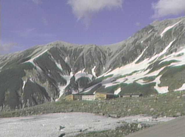 北アルプス立山