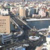 HBC釧路ライブカメラ(北海道釧路市幣舞町)