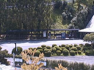 京都産業大学からバスプール