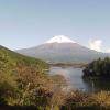 田貫湖畔富士山ライブカメラ(静岡県富士宮市佐折)