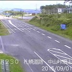 HBC中山峠ライブカメラ(北海道喜茂別町川上)