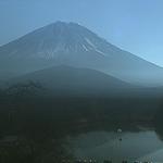 山田屋ホテル子抱き富士ライブカメラ(山梨県富士河口湖町精進)